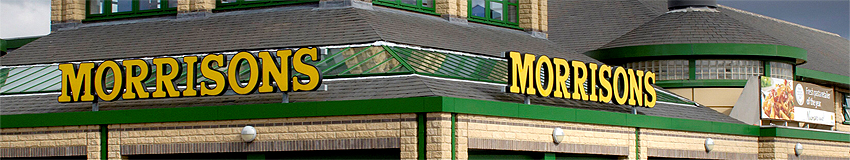 Accenthansen supply steel security and fire doors to morrisons for Morrison supply